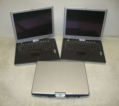 Lot of 3 Gateway M275 Laptop Tablet PM 1 4 1GB No Hard Drive Boots to BIOS | eBay