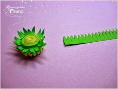 Подарки ручной работы: Как я делаю георгины. Paper Flowers, Enamel, Blog, Felt, Crates, Vitreous Enamel, Felting, Enamels, Blogging