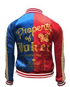 Harley Quinn Disfraz Chaqueta (3XL) #camiseta #friki #moda #regalo