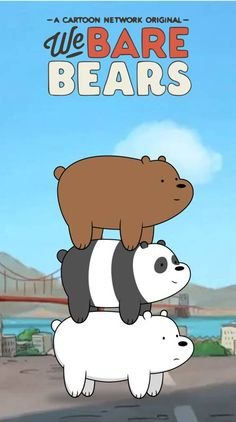 We Bare Bears Iphone Wallpaper Hd