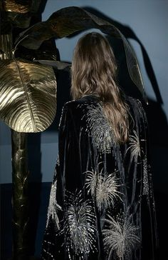 mariah-do-not-care-y:   Saint Laurent SS15 by Hedi Slimane