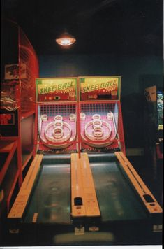 """""""Why didn't you bring Abigail?"""" """"Abby wouldn't let me waste ten dollars on skeeball like you will, Lou. Besides, isn't this the quality brother sister time you've been wanting?"""" -Lou and Xavier"""
