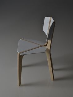 "The original chair is called ""Naked"" and was designed in 2009 by Out Of Stock"