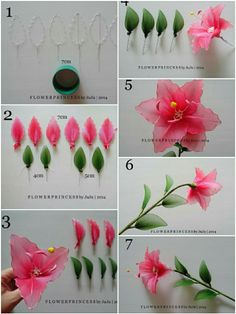 DIY FLORAL PROJECTS FOR ANJALI