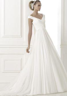 The Pronovias #wedding dresses Pre-2015 http://www.modwedding.com/2014/06/05/pronovias-wedding-dresses-2015-colleciton-part-1
