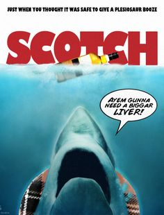"Funny Jaws cover ""Scotch"""