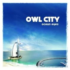 "Talented musician Adam Young started the well-known group Owl City in 2007 and has been popular ever since.  Here is the cover to his album ""Ocean Eyes"". Music will always be around and enjoyed by many if not all."