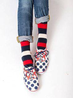 Keds x Happy Socks