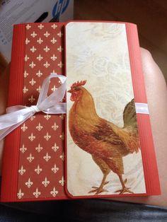 Rooster photo folio