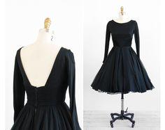 50s Hepburn Dress