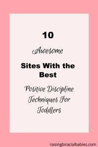 Are you struggling with disciplining your toddler? These are top tips full of positive discipline techniques for toddlers! toddler discipline | positive discipline | positive parenting