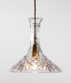 Decanter lights, Classic pendants & chandeliers, Classic lighting, Classic…