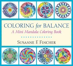 by Susanne F. Fincher 72 mandala designs that invoke a sense of balance, harmony, and well-being in a portable package–an adult coloring book from the author of the popular Coloring Mandalas series. Coloring the circular designs known as mandalas is a creative activity that brings relaxation, healing, and self-understanding. The seventy-two mandalas in this book were designed to invoke a sense of well-being and harmony. Drawing on...
