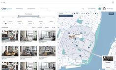 CityRaven is an online real estate marketplace, providing high class services to real estate professionals to rent or sell a home in New York City for upper middle class.