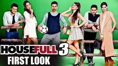 How many of you are feeling crazy for #HOUSEFULL3?? Stay tuned with us for more on #HOUSEFULL3