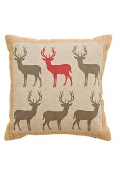 Stags | Cushion