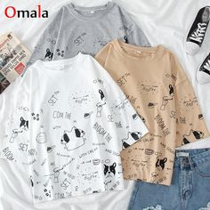 Girls Fashion Clothes, Teen Fashion Outfits, Cute Fashion, Outfits For Teens, Casual Winter Outfits, Stylish Outfits, Cool Outfits, Kpop Shirts, Look Girl