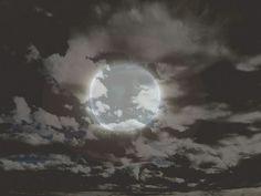 Der Man im Mond 2a,Fotografie Manipulation