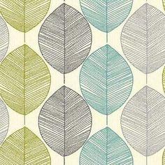 Carta da Parati - Verde Tè/Lime- Foglie Retro - Motivo - Arthouse ebay decorsupplies  9,47
