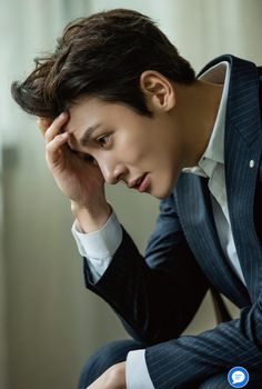 """Ji Chang Wook, who is now everyone's favorite action star even if he doesn't want that (LOL), appears in the January 2017 issue of a Japanese magazine called """"Hanryu Pia"""" … Ji Chang Wook Smile, Ji Chang Wook Healer, Ji Chan Wook, Ji Chang Wook 2017, Asian Celebrities, Asian Actors, Korean Actors, Korean Dramas, Park Hae Jin"""