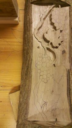 Trst in grozdje
