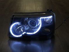 Range Rover Sport 2005-2009 LED Headlight Upgrade to 2015 Style - MEDUZA Ltd