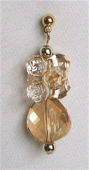 honey-cluster-earrings
