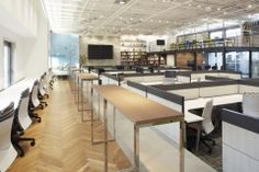 Collaborative Workspace - DRAFT - Tokyo Offices #Office #Design
