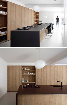 KITCHEN DESIGN IDEA - Integrate your cooktop with your kitchen counter