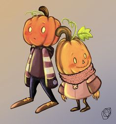 Halloween Film, Pumpkin Head, Character Design Inspiration, Winnie The Pooh, Disney Characters, Fictional Characters, Quartz, Autumn, Characters