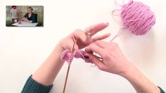 Knitting Help - Wrap and Turn (w&t)  How to work a w&t (wrap and turn) in short-row knitting. The next video you'll want to watch shows you how to pick up these wraps when you're finished working short rows.