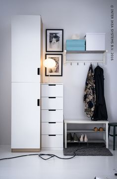 Modulair. Ontdek onze PAX opbergoplossingen in alle afmetingen, kleuren en stijlen. #IKEABE    Modular. Discover our PAX storage solutions in all sizes, styles and colors. #IKEABE