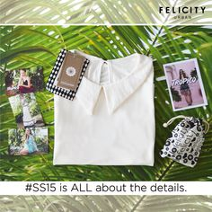 #SS15 is ALL about the #details! By Felicity Urban