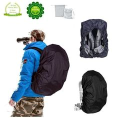 Joy Walker Backpack Rain Cover 5000mm Waterproof Braeathable Suitable for Backpack 40L- 55L Hiking /Camping /Traveling/Daily Use (Size: L) -- Hurry! Check out this great product : Backpack