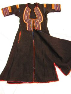FOLK BULGARIA-SERBIA DRESS 19TH. CENTURY OVERDRESS TUNIC TINSEL MET MUSEUM #Handmade #Tunic #Casual