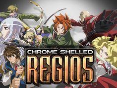 FUNimation Adds New 'Chrome Shelled Regios' Anime Dub Clips