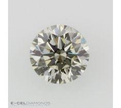 GIA Graded Round Diamond - 1.8 Carat, N Color, VS1 Clarity