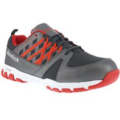bc1a593ed77 Reebok Work Men s Sublite Work Steel Toe Sneaker