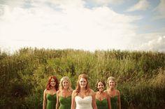 Bridemaids Portraits - Nordica Photography