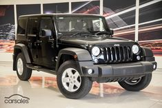 2014 Jeep Wrangler Unlimited Sport Manual 4x4 MY14-$29,990*