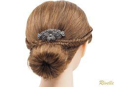 Haarspange Silber Antik Trachten Haarspange Blüte Filigrane   Etsy Accessories, Etsy, Fashion, Hair Sprays, Hair Pins, Drum, Handmade Jewellery, String Of Pearls, Hair Jewelry