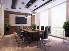 Дизайн проект интерьера офиса Ольга Образюк