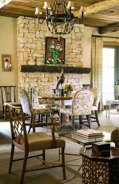 Cathy Kincaid Interiors   farm house casual