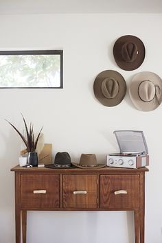Most amazing fedora collection. Find some similar once here: http://asos.do/7rJAxs http://asos.do/YMXUOm http://asos.do/WVLYJz