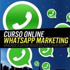 O Curso Whatsapp Marketing é um programa de aprendizagem, transformação e evolução que proporciona uma visão estratégica na utilização do aplicativo mobile WhatsApp como Ferramenta abundante de Negócios. Isso é o que define esta formação. É mais do que um curso, é mais que um treinamento, é uma atmosfera inovadora de ferramentas, conceitos e conteúdos para desenvolver você!