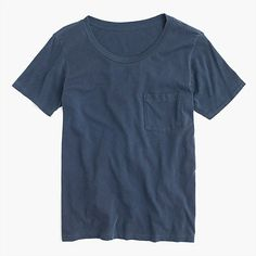 Made in LA from garment-dyed cotton, meaning each T-shirt is sewn, then dyed…