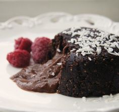 sinfully chocolate desserts | ... | Community Post: 27 Sinfully Delicious Raw Vegan Chocolate Desserts
