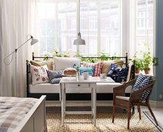 10 Kitchen Ideas We Picked Up from IKEA's New 2015 Catalog drop leaf table daybed