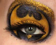 Geek Fashion: Inspired Eye Shadow!   GeekNation