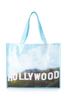 Iconic Hollywood Shopper Tote | FOREVER21 - 1000063503